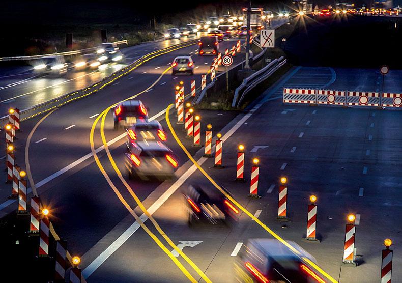 Verkehrsinformationen Baustellen im Rheinland