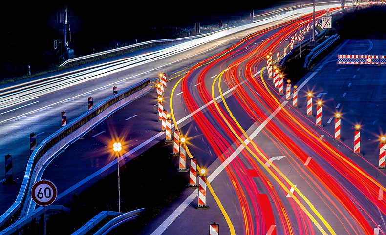 Situation Die Verkehrsinfrastruktur gerät an die Grenze der Belastbarkeit.